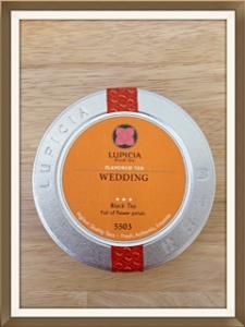 ルピシアのお茶、WEDDING