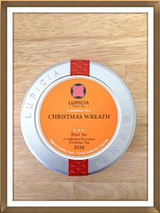 ルピシアのお茶、クリスマスリース