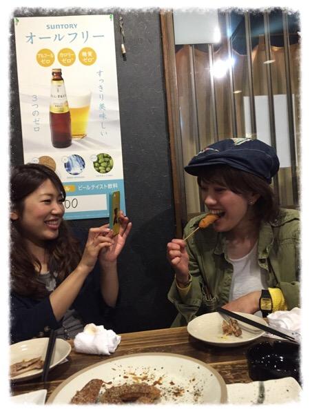 東京からの訪問者( *´艸`)