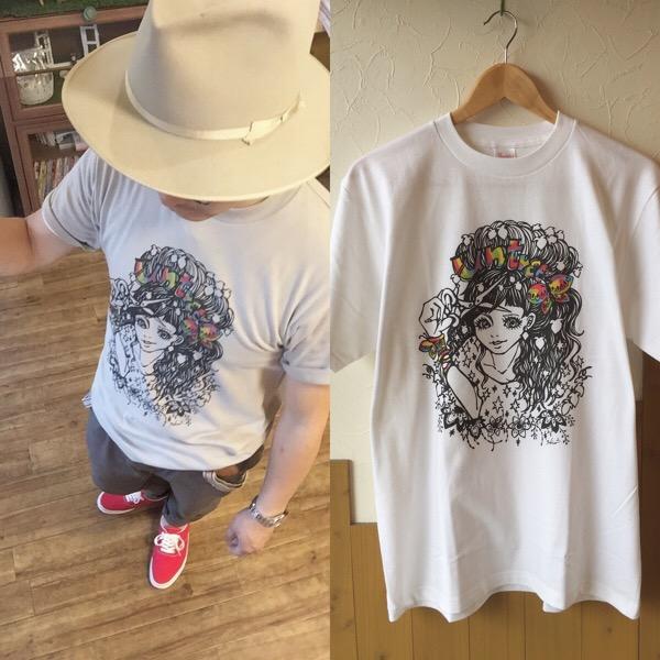 untree Tシャツ完成