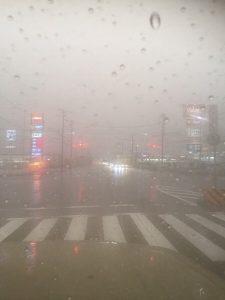 雨、雨、雨💦