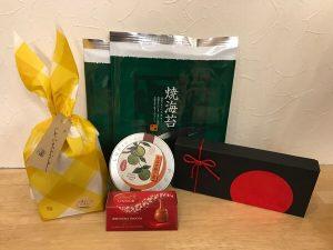 プレゼント( *´艸`)