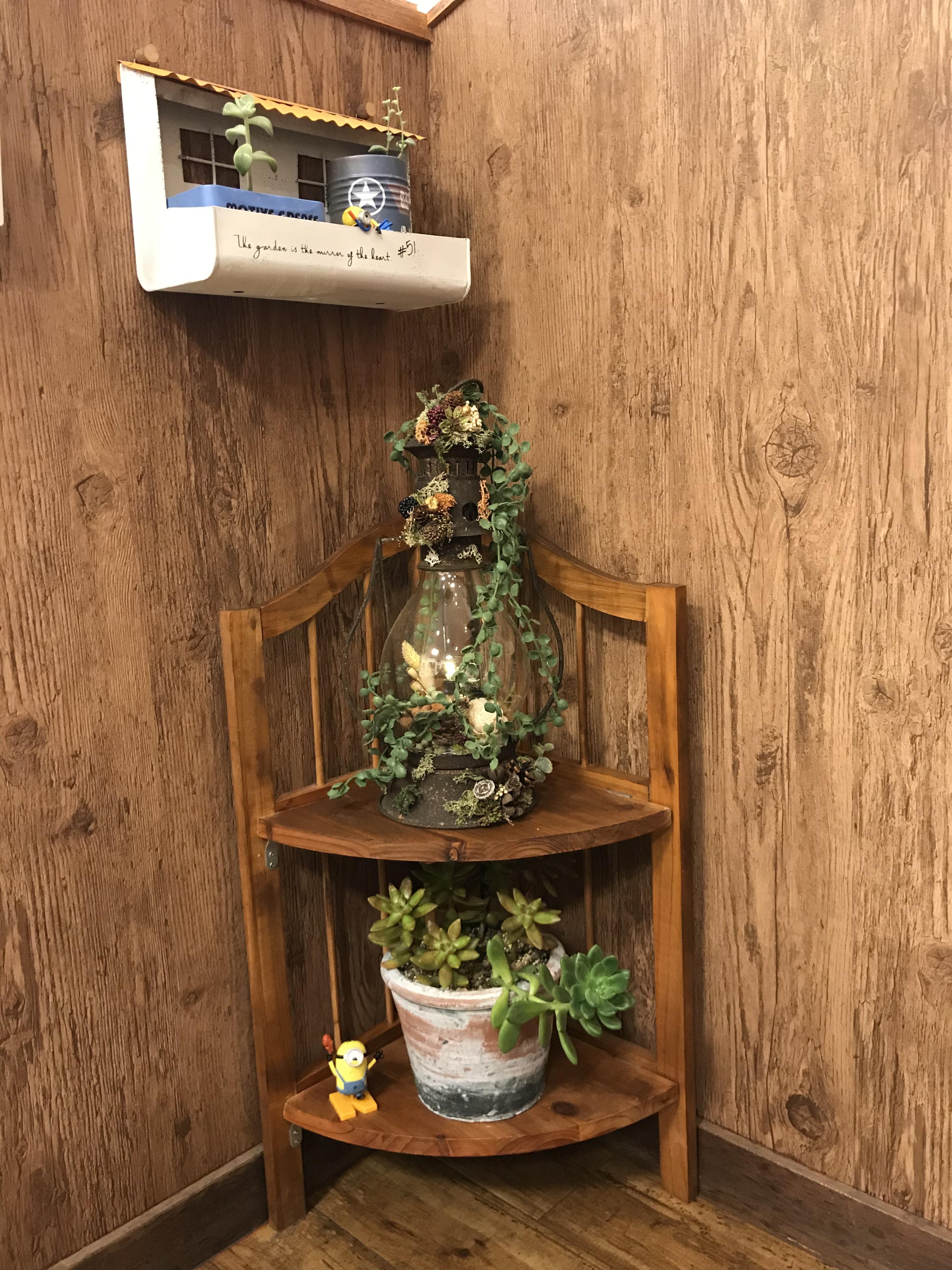 尾張旭市の美容室untree  かわいいインテリア