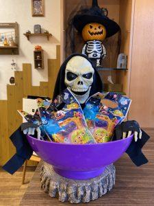 尾張旭市の美容室 untree 今年のハロウィンは…